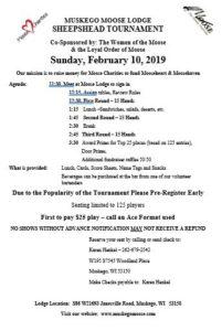 Sheepshead Tournament